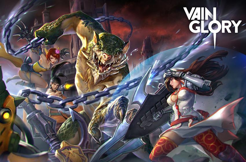 دانلود بازی Vainglory 4.13.4