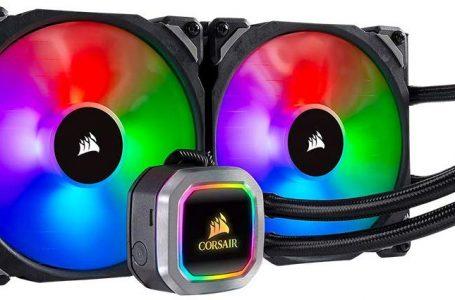 معرفی کولر سی پی یو Corsair H115i RGB Platinum