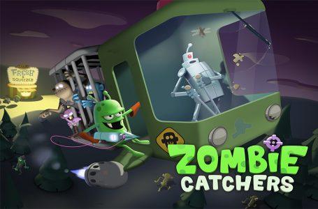 دانلود بازی Zombie Catchers v1.27.2