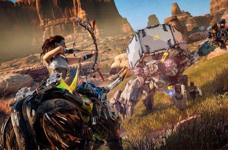 انتشار بازی Horizon Zero Dawn برای کامپیوتر