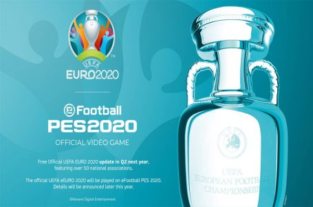 DLC یورو 2020 رایگان برای PES 2020 تأیید شد