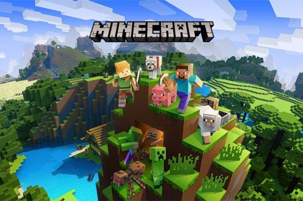 دانلود بازی Minecraft 1.17.40.21