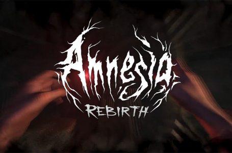 تریلر بازی Amnesia: Rebirth