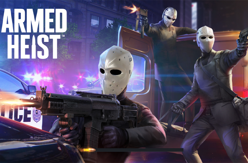 دانلود بازی Armed Heist 2.0.2
