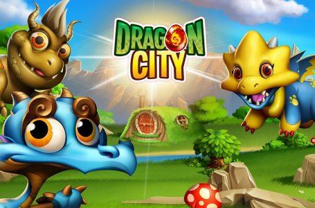 دانلود بازی Dragon City 11.1.0