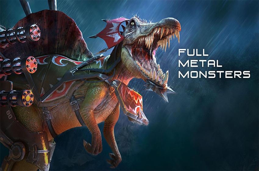 دانلود بازی FULL METAL MONSTERS 0.10.3