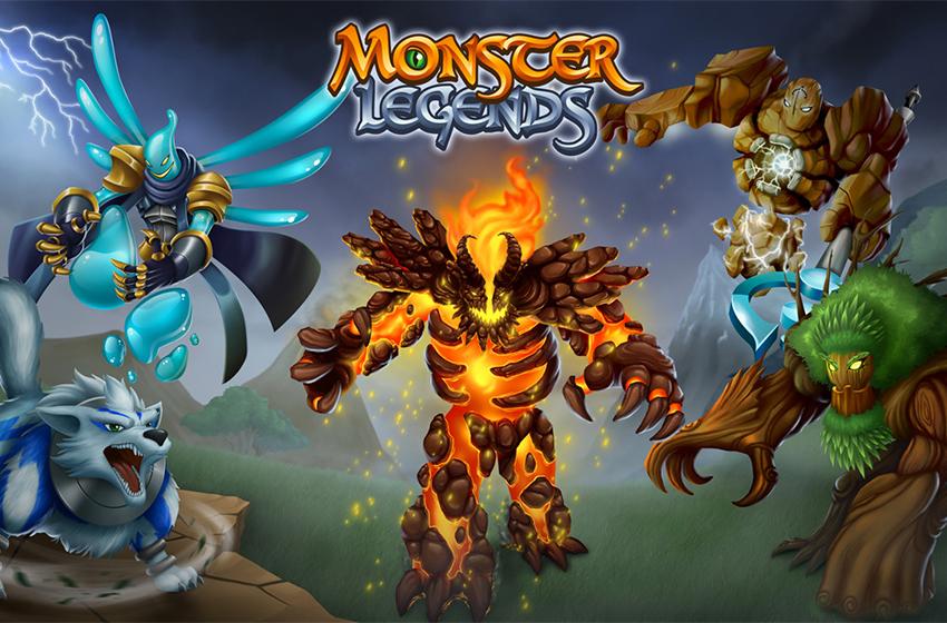 دانلود بازی Monster Legends 10.0.6