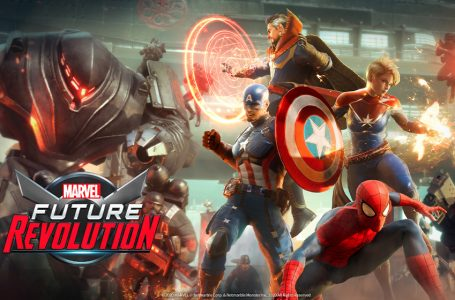 تریلر بازی Marvel Future Revolution