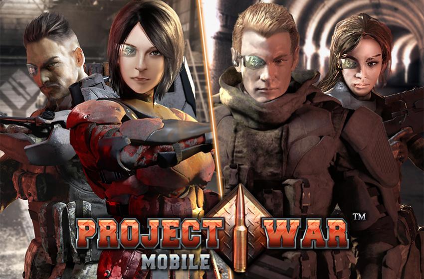 دانلود بازی Project War Mobile 829
