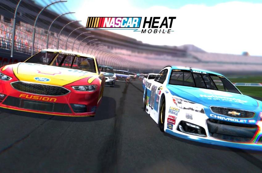 دانلود NASCAR Heat Mobile v3.2.2