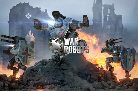 دانلود بازی War Robots 6.3.2