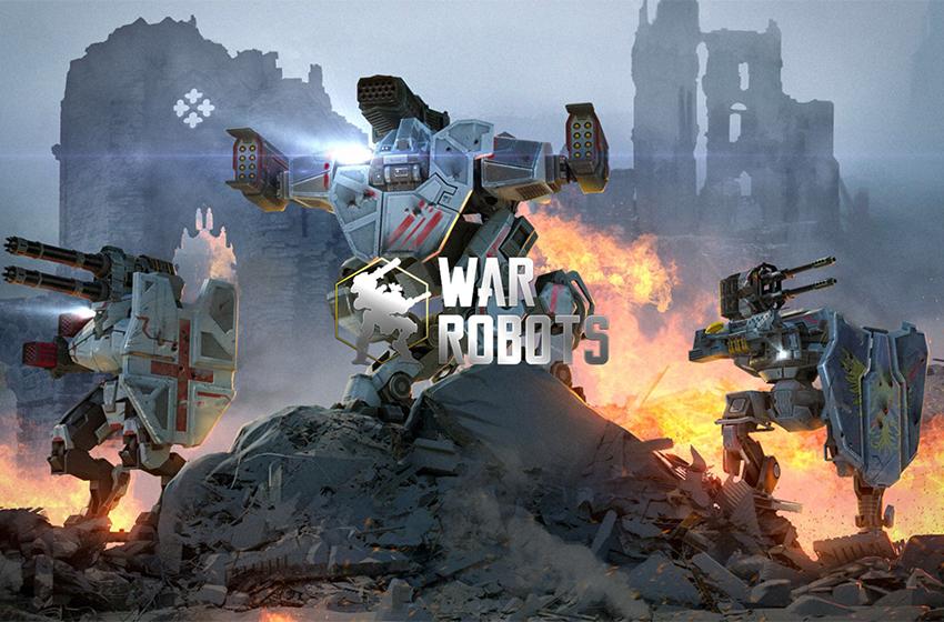 دانلود بازی War Robots 6.3.1