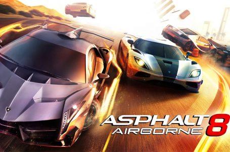 دانلود بازی Asphalt 8: Airborne 5.4.0o