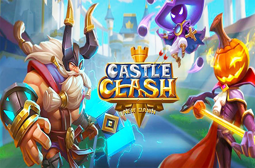 دانلود بازی Castle Clash: New Dawn 1.8.2