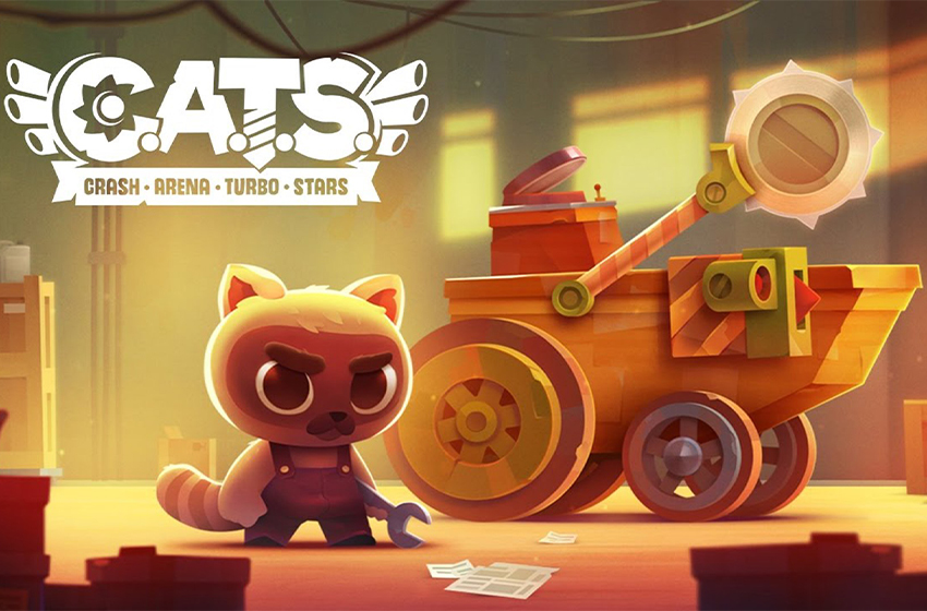 دانلود بازی CATS: Crash Arena Turbo Stars 2.34.1