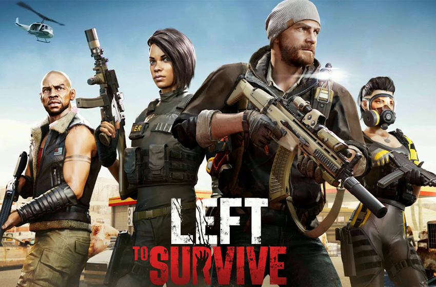 دانلود بازی Left To Survive 3.7.1