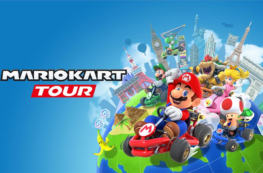 دانلود بازی Mario Kart Tour 2.0.1