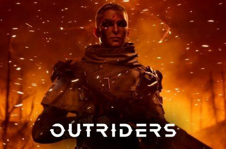 تریلر بازی Outriders
