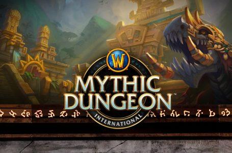 بازگشت Mythic Dungeon International
