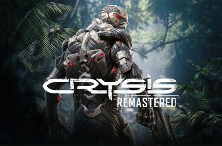 تریلر Crysis Remastered