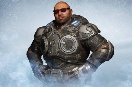 باتیستا بمب در Gears 5