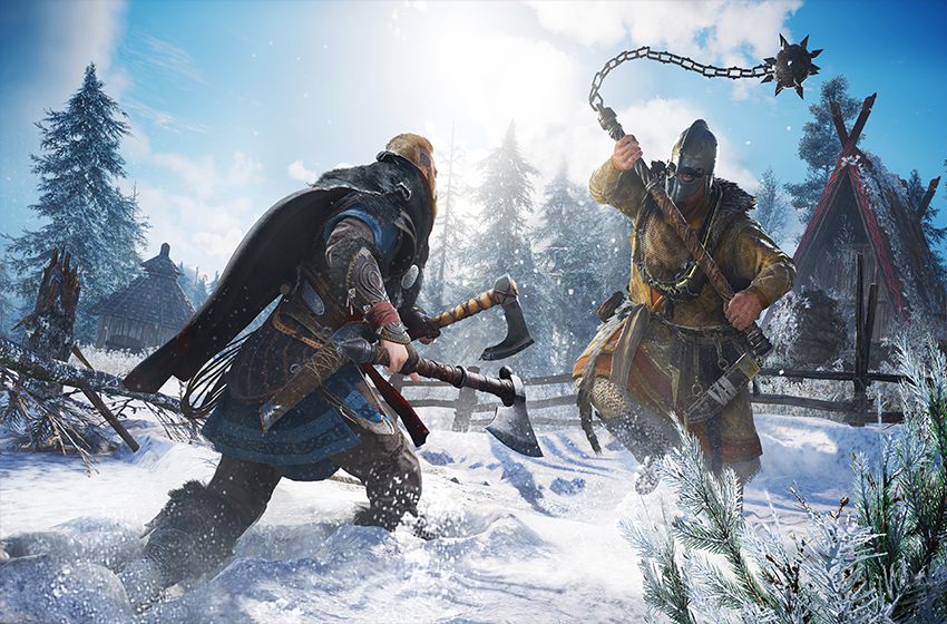 اطلاعات کامل Assassins Creed Valhalla