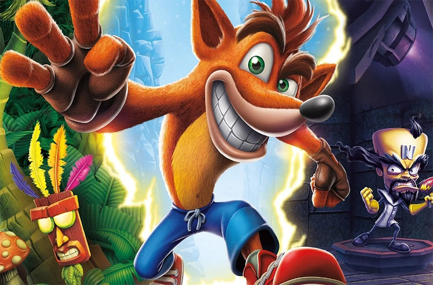 دانلود بازی Crash Bandicoot Mobile 0.7.6242
