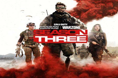 تریلر Call of Duty Modern Warfare Season 3