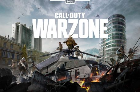 Call of Duty: Warzone حالت crossplay را خاموش میکند !