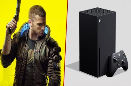 Cyberpunk 2077 برای Xbox Series X هم قابل دسترس است