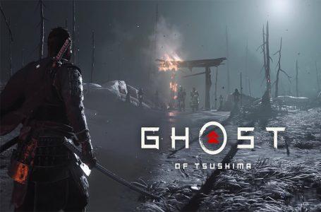 لانچ تریلر Ghost of Tsushima