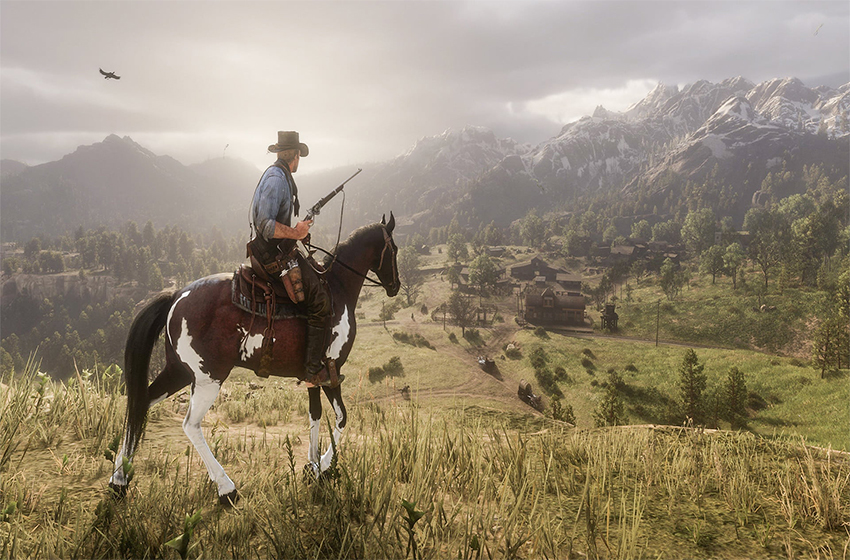 Red Dead Redemption 2 به Xbox Game Pass می آید.