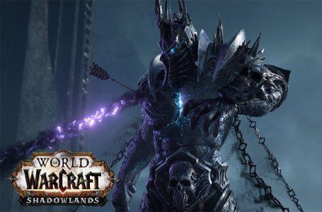World of Warcraft صفحه نمایش شخصیت های خود را تغییر داد