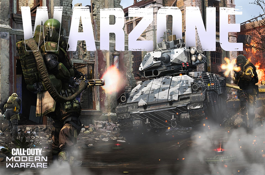 Call of Duty Warzone پنجاه هزار حساب کاربری را Ban کرد