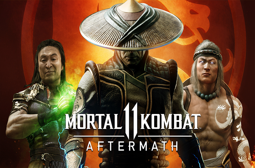 قیمت پک Mortal Kombat 11: Aftermath (40 دلار)
