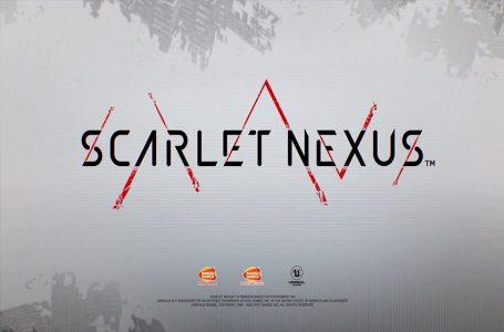تریلر SCARLET NEXUS