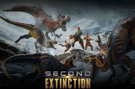 تریلر Second Extinction