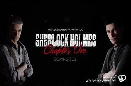 تریلر Sherlock Holmes: Chapter One