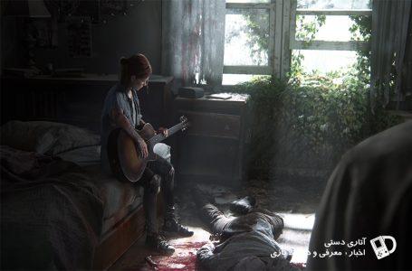 گیم پلی رسمی 2 The Last Of Us