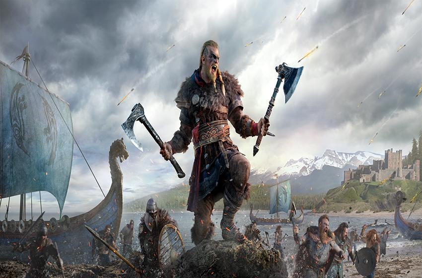 گیم پلی Assassin's Creed Valhalla به زودی نمایش داده می شود