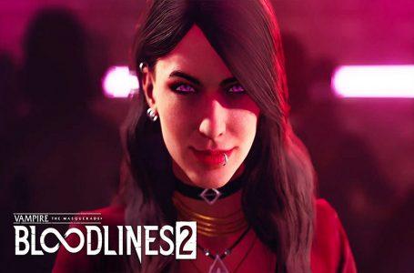 تریلر Vampire – The Masquerade – Bloodlines 2 – Come Dance