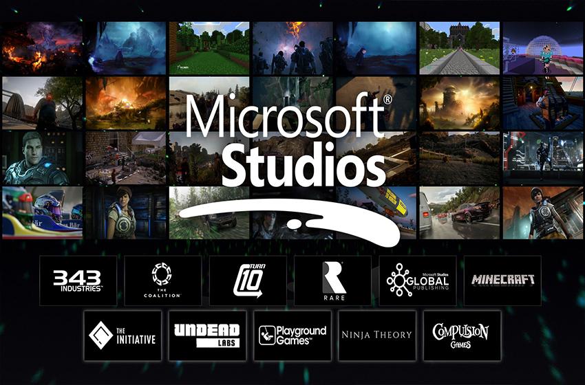 15 استودیو Microsoft بر روی عناوین نسل بعدی کار می کنند.
