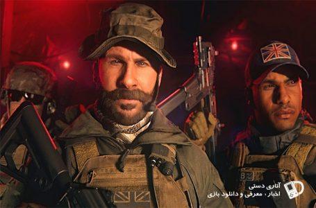 بروزرسانی 84 گیگابایتی Warzone برای بازیکنان Xbox
