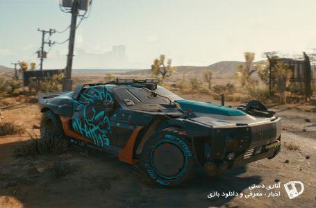 ماشین Cyberpunk 2077 برای ادای احترام به Mad Max: Fury Road