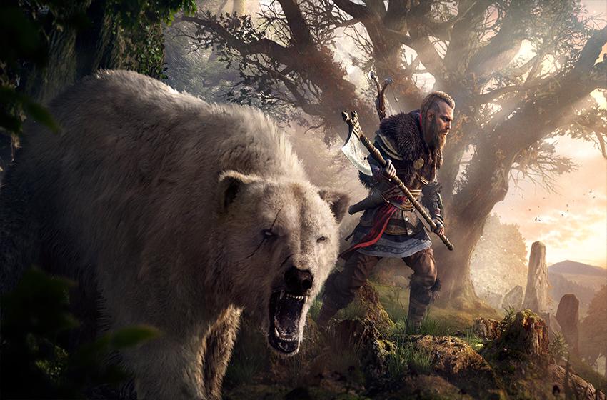 داستان افسانه Beowulf در Assassin's Creed Valhalla