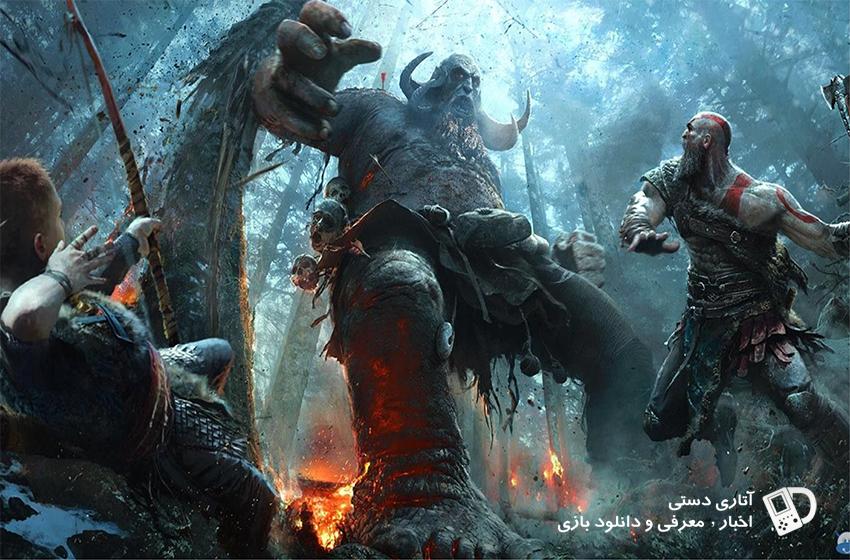 احتمالاً God Of War 2 در رویداد PS5 معرفی شود