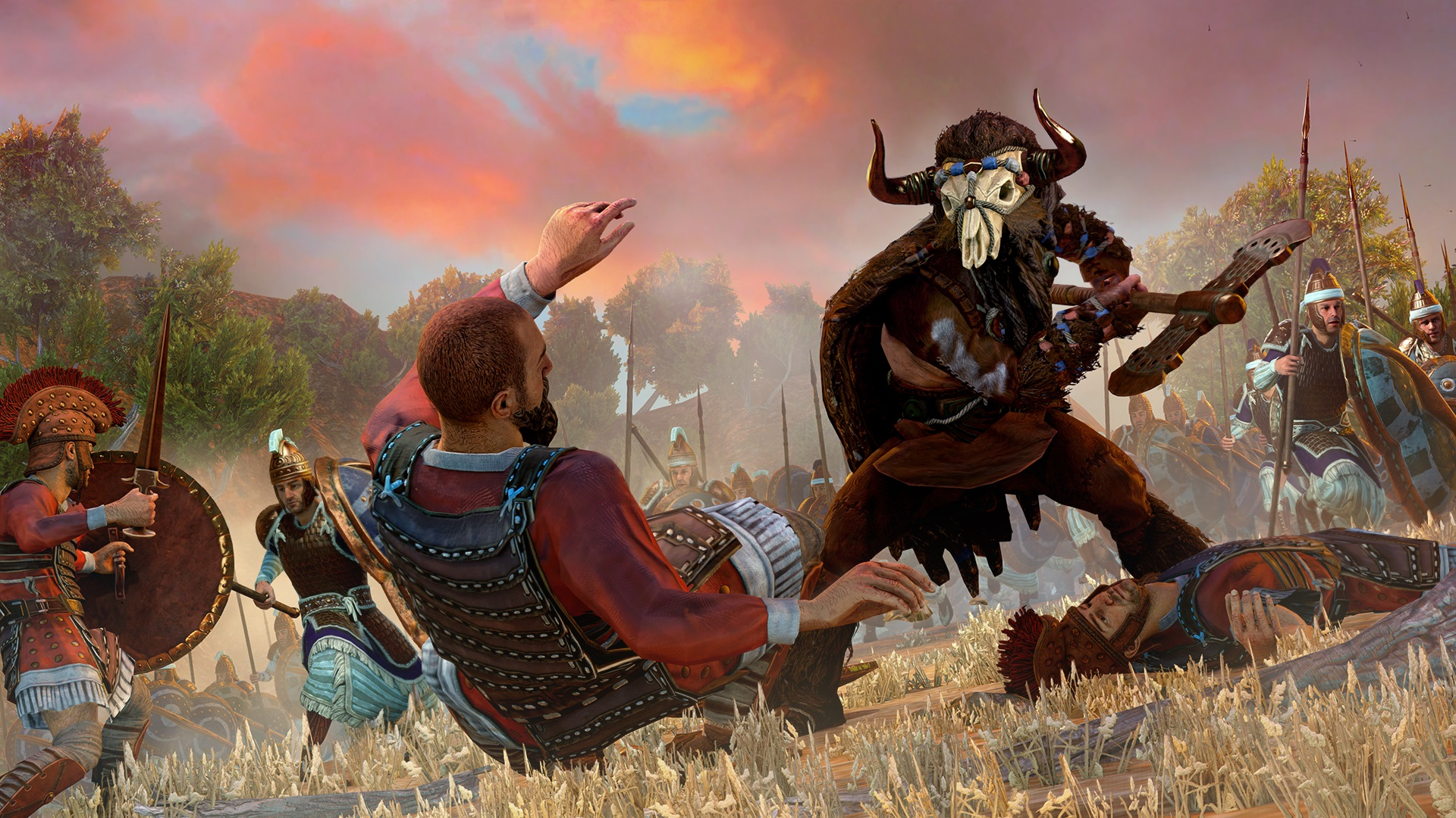 A Total War Saga: Troy در ماه آگوست به فروشگاه Epic Games می آید