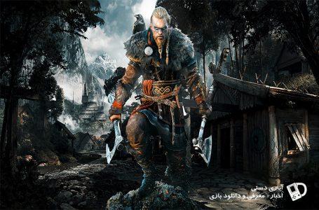 گیم پلی لورفته از Boss fight در بازی Assassins Creed Valhalla