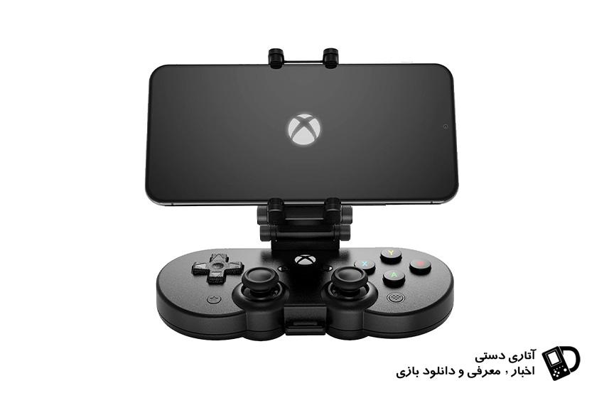 از کنترلر جدید Xbox برای بازی در Project XCloud رونمایی شد