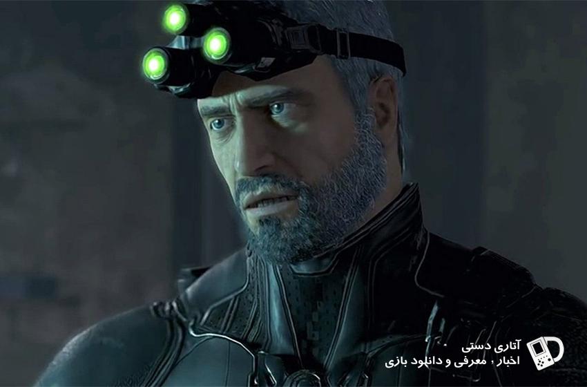 قسمت بعدی Splinter Cell در راه است